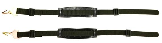 Shoulder Strap Complete With Pad (Pair)-337/CPT(B)