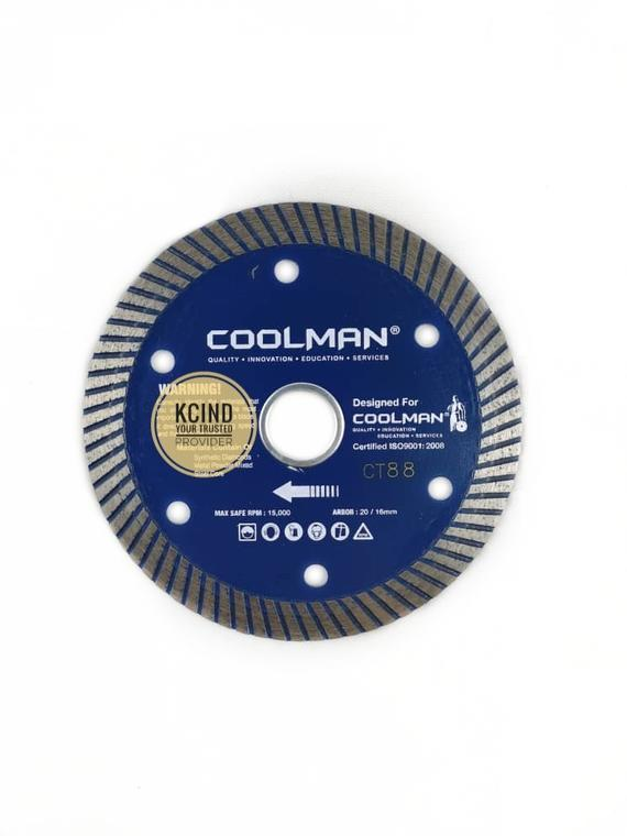 "Coolman CT88 4"" (105mm) Cutting Blade"