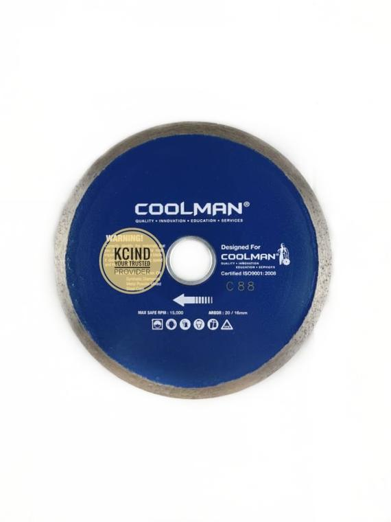 "Coolman C88 4"" (100mm) Cutting Blade"