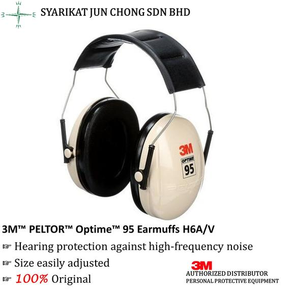 3M Ear Muff PELTOR Optime 95 H6A/V