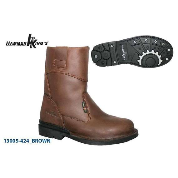 HAMMER KING'S SAFETY SHOE 13005