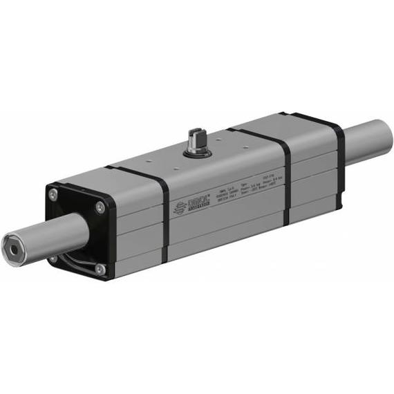 OMAL aluminium two stage pneumatic actuator