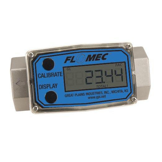 FLOMEC G2 series precision turbine meters