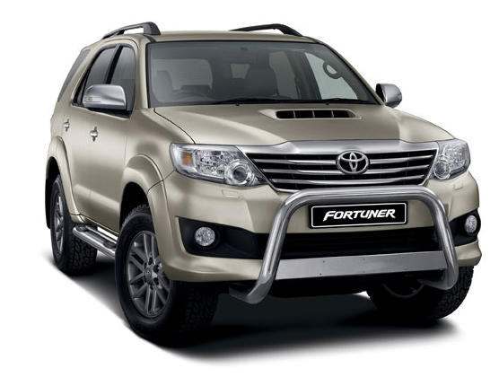 Toyota Fortuner Auto (4WD)