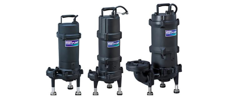 GF Series - SUBMERSIBLE GRINDER PUMPS
