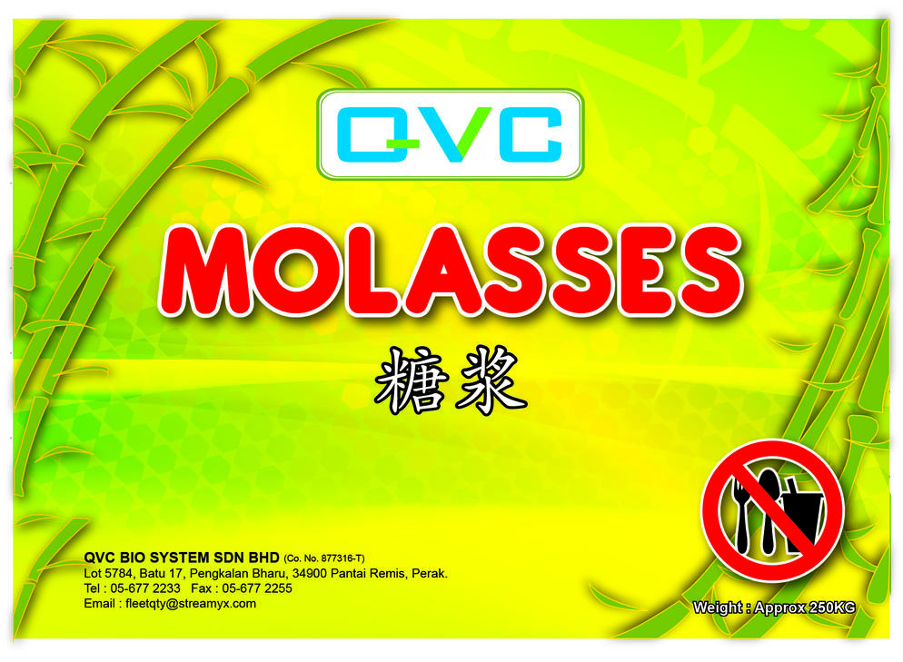 QVC Molasses