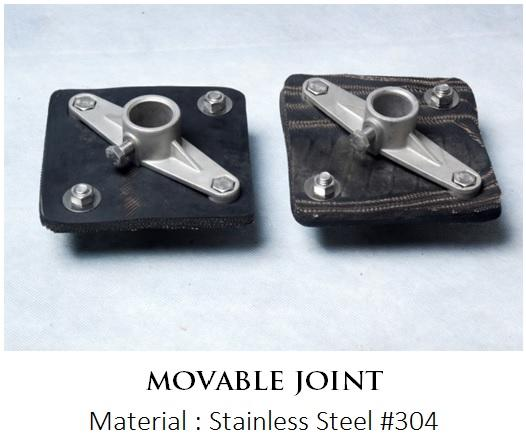 Stainless Steel Movable Joint