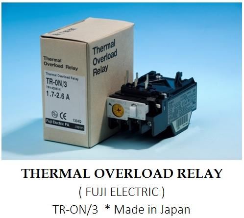 Themal Overload Relay