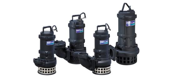 AL Series - SUBMERSIBLE WASTEWATER/ EFFLUENT PUMPS