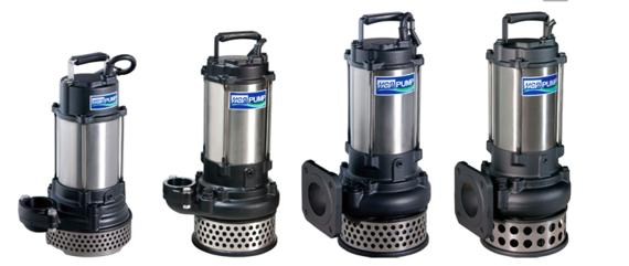 A/AN Seires - SUBMERSIBLE WASTEWATER/ SUMP PUMPS