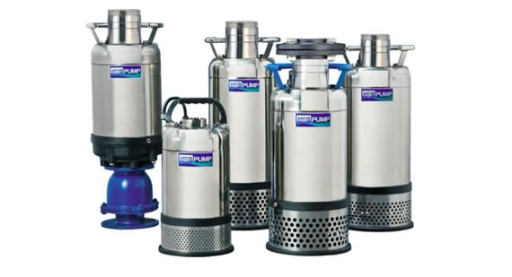 IC Series - SUBMERSIBLE DEWATERING PUMPS