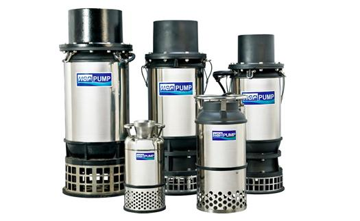 L Series - SUBMERSIBLE LARGE VOLUMP PUMPS