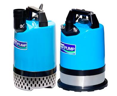 GD Series - SUBMERSIBLE PORTABLE DEWATERING PUMPS