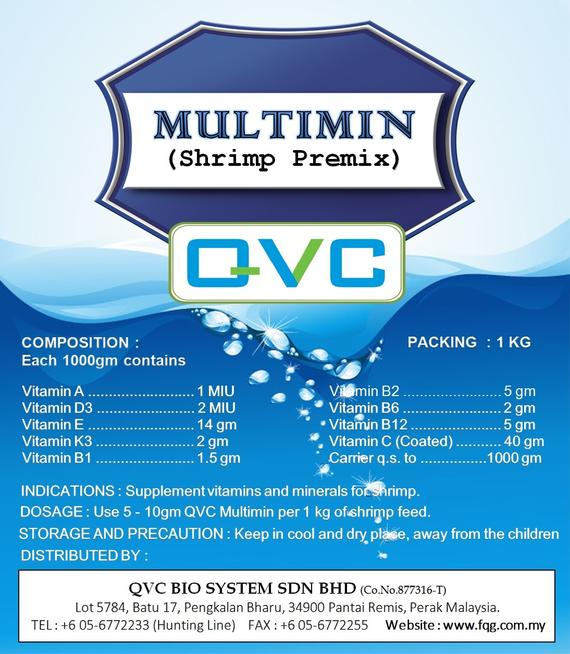 QVC Multimin