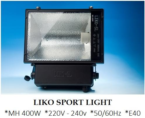 LIKO Sport Light