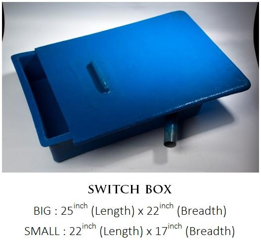 Fibre Switch Box