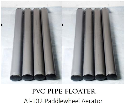 PVC Pipe Floater