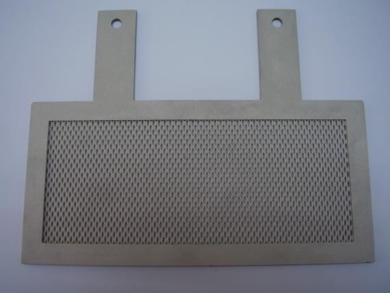 Platinum Coated Titanium Mesh