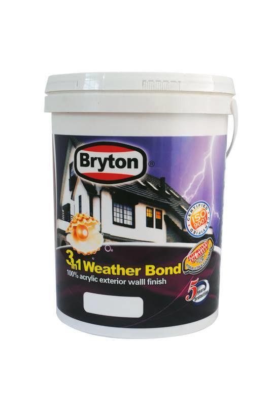 BRYTON WEATHERBOND 3IN1