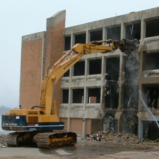 Building Demolition Contractors Services