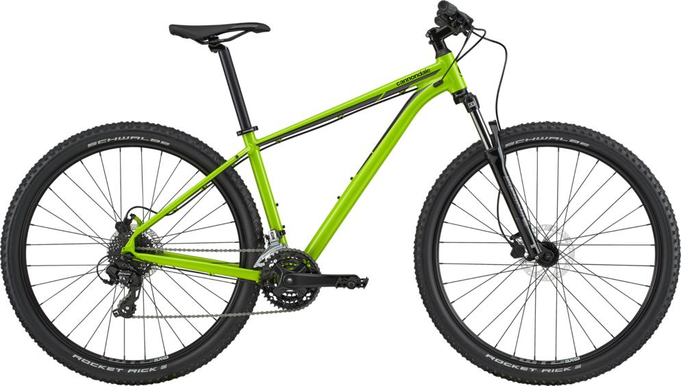 Cannondale Trail 8 2020 Acid Green