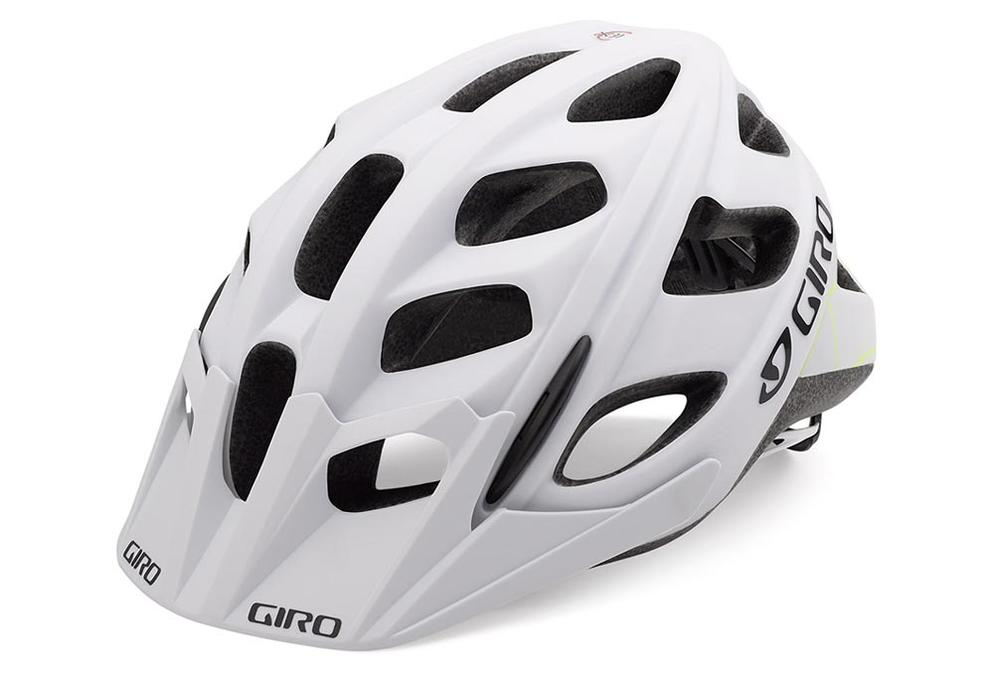 Helmet Hex White