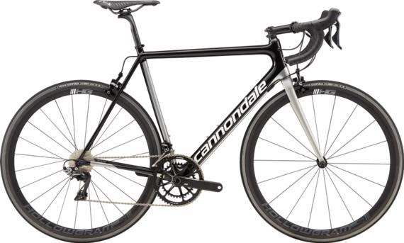 SuperSix Evo Carbon DuraAce (Black)