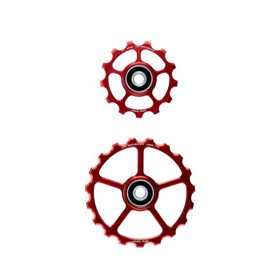 Ceramicspeed Oversized Pulley Wheels 13+19 tooth