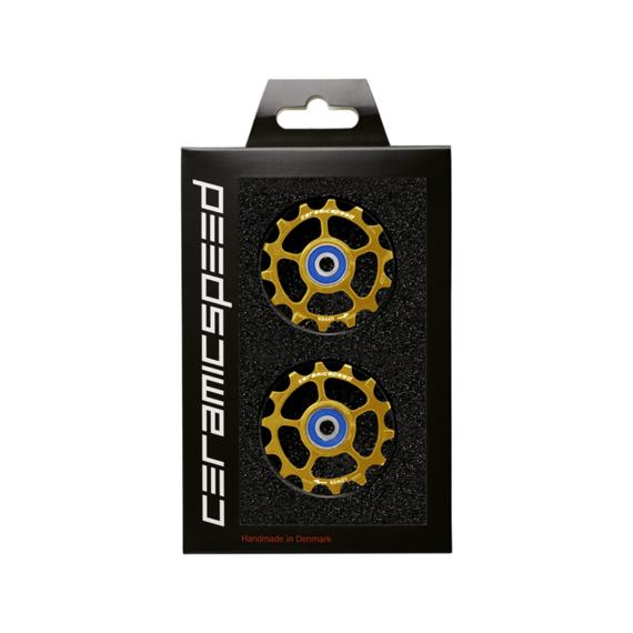 Ceramicspeed Eagle 14 , gold (coated)