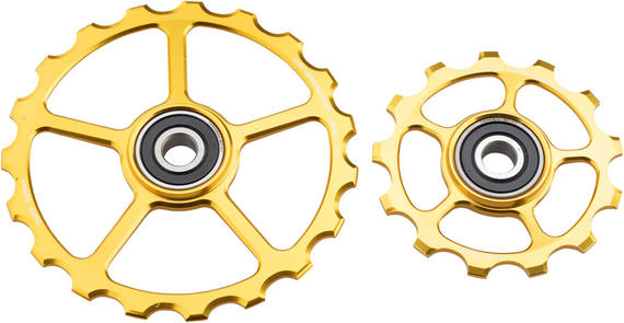 CeramicSpeed Spare OSPW alloy 13/19t Gold