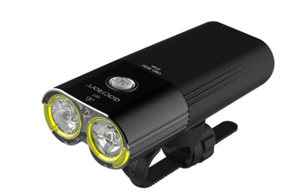 Gaciron 1600 Lumen Headlight V9D-1600