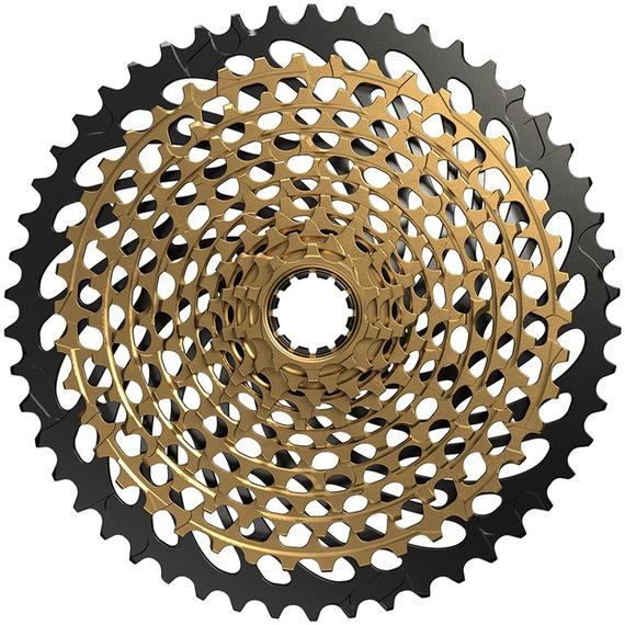 SRAM CASSETTE XG-1299 EAGLE 10-50 12 SPEED GOLD