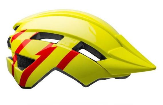 SIDETRACK II STRIKE GLOSS HI-VIZ-RED