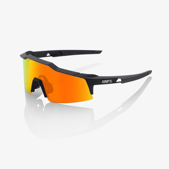 SPEEDCRAFT SL Soft Tact Black HiPER® Red Multilayer Mirror Lens