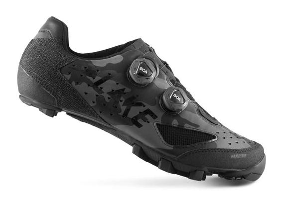 MX238 BLACK/CAMO MTB Shoes MY20