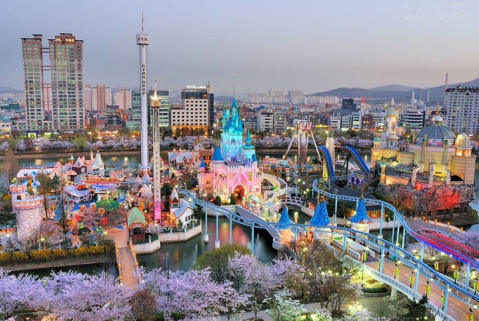 (DZY) 6D4N SEOUL, GYEONGGI-DO, MOUNT SORAK AND SKI FUN