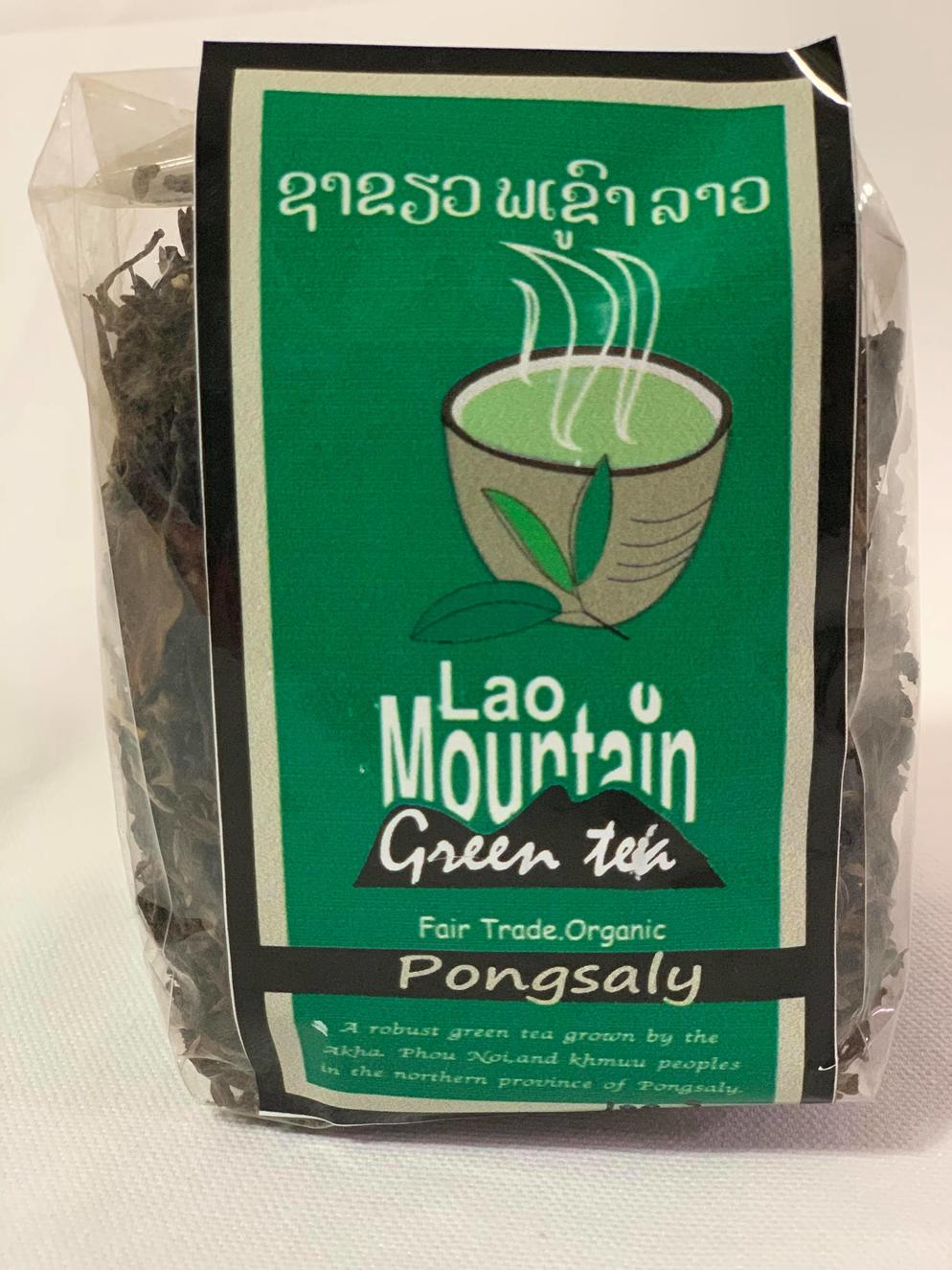 Lao Mountain Phongsaly Green Tea