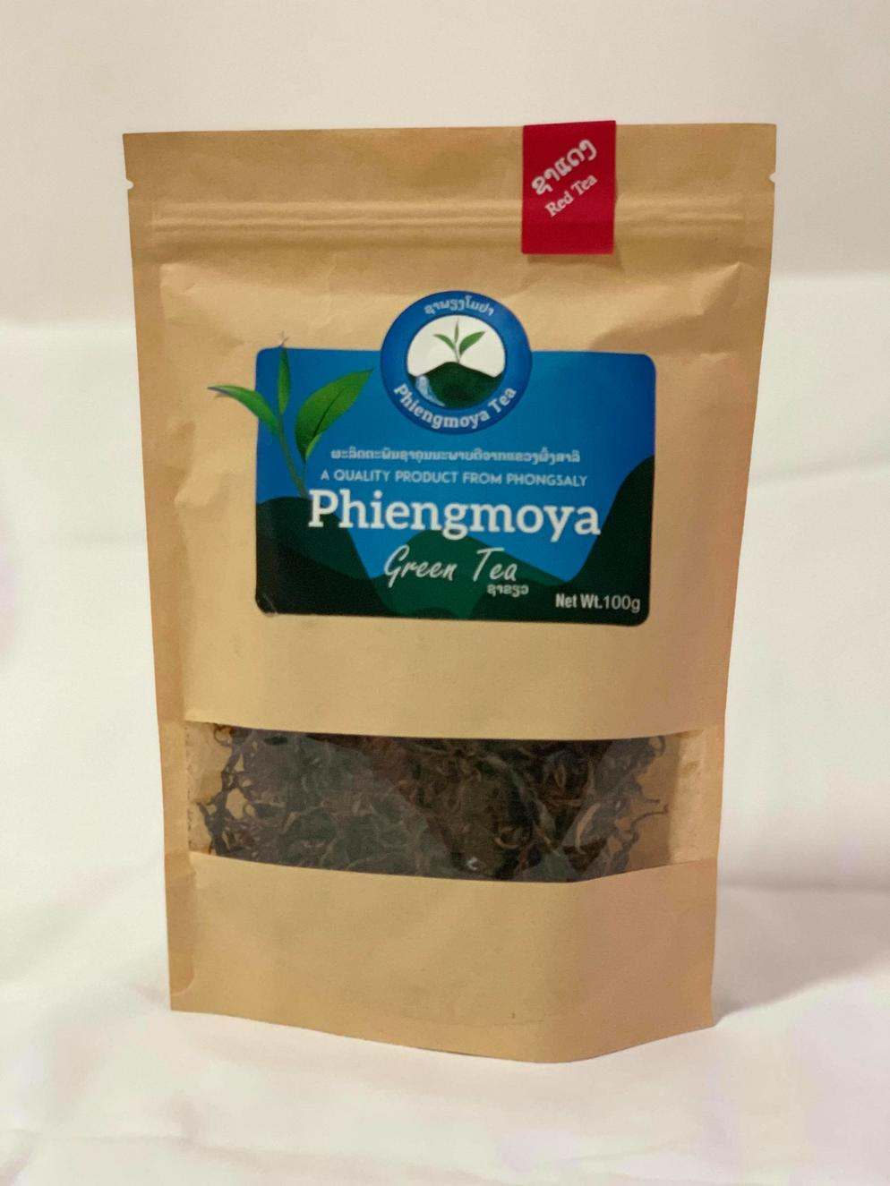 Phiengmoya Green Tea