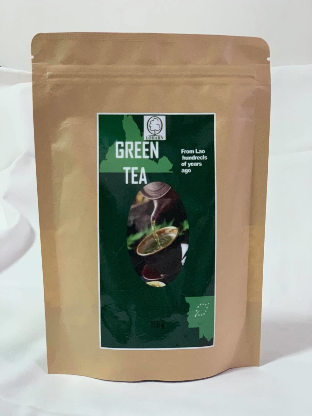 Loharn Green Tea
