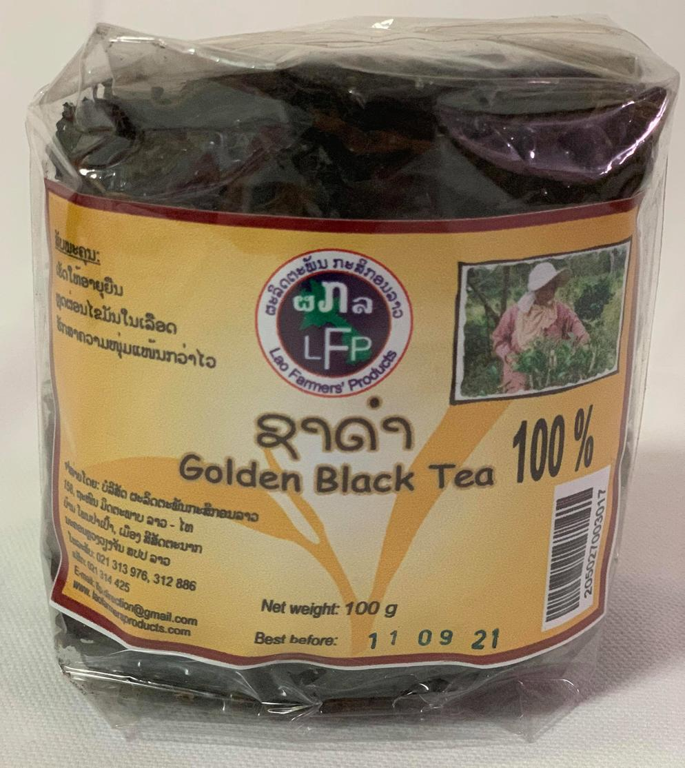 Golden Black Tea