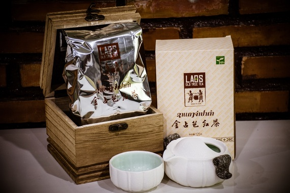 LAOS OLD TREE TEA
