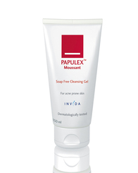 Papulex Moussant Soap Free Cleansing Gel