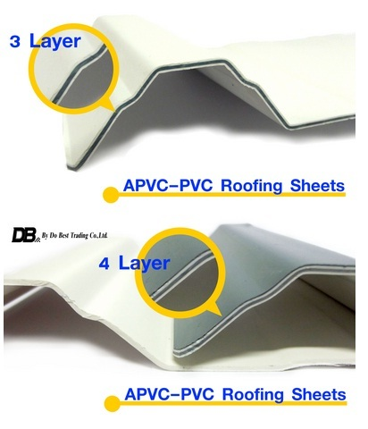 Layer  apvc upvc