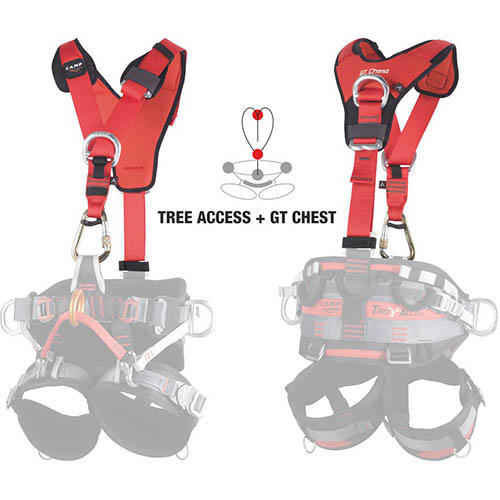GT CHEST - Chest harness