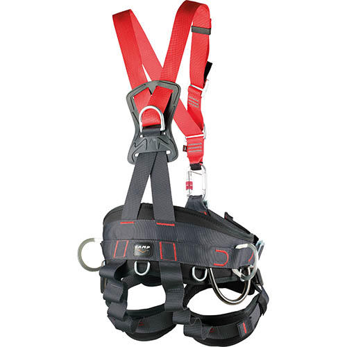 GOLDEN TOP PLUS - Full body harness