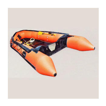 Inflatable Rubber Rescue Boats (UEE IRB 701)