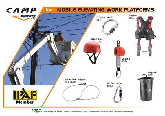 MOBILE ELEVATING WORK
