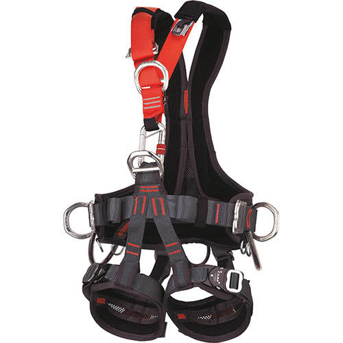 GOLDEN TOP EVO ALU - Full body harness