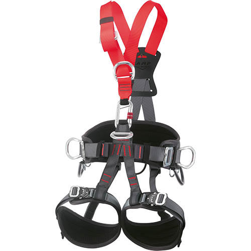 GOLDEN TOP PLUS ALU - Full body harness
