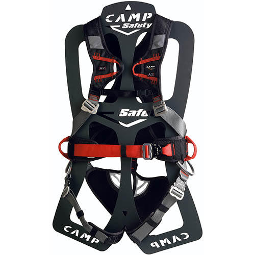 SAFETY HARNESS DISPLAY - Display for harnesses
